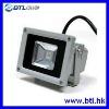 Integrated LED potting adhesive