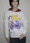100 Cotton Sweatshirts for Women(XM-SSLD-0009)
