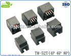 Sell best rj45 connector with 180 degree