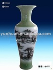 craftwork pottery vase ceramic plate porcelain art craft