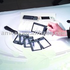 Pocket Magnifier with LED light