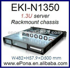 1.3U server Rackmount chassis EKI-N1350