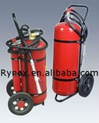 CE Cart type fire extinguishers
