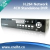 H.264 Stand alone DVR 4CH