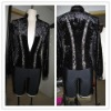 men's dance tops, dance wear and competition dance tops