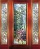 Unequal Double Front Door Designs For House DJ-S9005MST-23