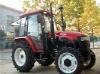 low cost 75HP 4DW diesel motor garden/lawn/farm tractor