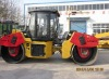 double drum vibratory roller steel-wheeled vibratory roller