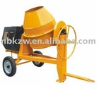 350L concrete mixer with two-wheels