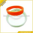 2012 popular custom silicone wristband