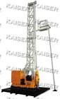 core drilling rig with tower