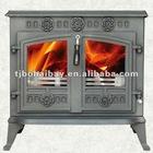 BHB-SB806B Cast iron stove-Boiler