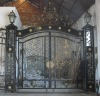 Iron Gate in Silk-Stocking Style
