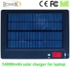 54000mAh Hotsale solar laptop chargers