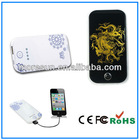 Easy start keychain mini battery charger with in-li electric co ltd ac adaptor for iPhone 5