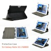 Heat setting leather case for Galaxy Note 10.1 N8000