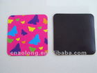 square paper fridge magnet for promotion gift