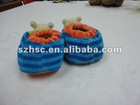 lovely small cotton shoes cotton fabric baby shoes
