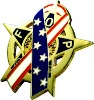 Colorful Brass Imitated Hard Enamel Badge