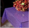 Soft EVA table cloth Film,Eco-friendly 3D EVA table cover/cloth