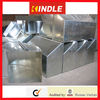 Galvanized steel sheet processing in customized design