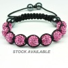 2012 Hot sale cheap shamballa bracelet
