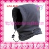 Winter neck face head protection cold-proof hat