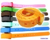 Hot sale fashion new silicone belt in stock