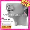 Whisper Series Allergy Free Ear Hook Zircon Fashion Earrings