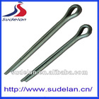 DIN 94 carbon steel Zinc split cotter pin bolt