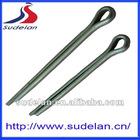 DIN 94 carbon steel Zinc split cotter pin bolt