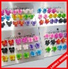 fashion design stud earring