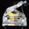 2012 Christmas gift-Crystal Music Box (AC-MB-005)
