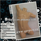 Upper body male mannequin EPS108