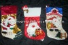 High Quality Christmas Sock With Santa Claus