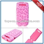 anti radiation leather case for samsung galaxy s3