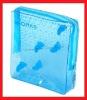 Blue High Quality PVC Zipper Bag