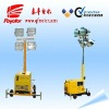 Mobile Telescopic Mast Light Tower