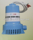 12V submersible pump 1500