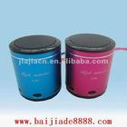 Portable mini digital audio speaker box for mobile phones