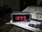 AC Digital Panel 200A Ammeter with transformer