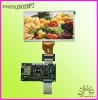 Factory Audit- 7 inch TFT LCD driver board