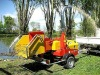 WCH series wood chipper