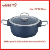 3 Sizes Soup Pan Cast Cookware