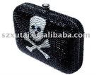 HK Rhinestone Crystal Handbag 0861