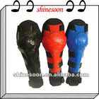colorful removable knee protector for motorcycle rider