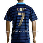 2012 Europe France Ribery Soccer Jerseys
