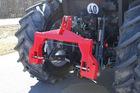 Tractor attbracketachment-shelf