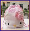 wholesale qualified girls drawstring bag