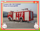 Best design Famous Hino 4*2 scale model fire trucks